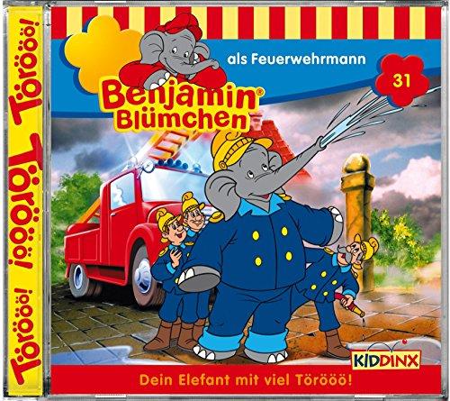 Folge 31: Benjamin als Feuerwehrmann