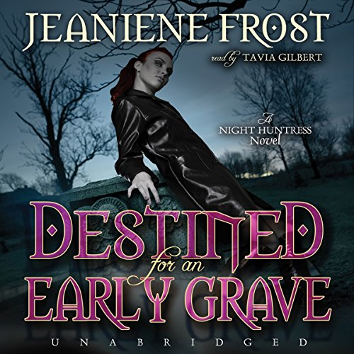 Destined for an Early Grave  Audiolibri