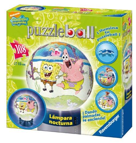 SpongeBob SquarePants - Lampe (11662 1 Ravensburger)