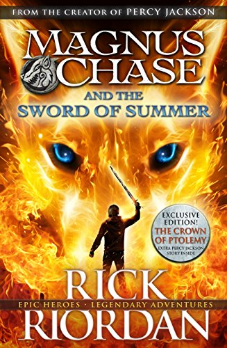 Magnus Chase and the Sword of Summer par Rick Riordan