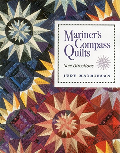 Mariner's Compass Quilts- Print on Demand Edition por Judy Mathieson
