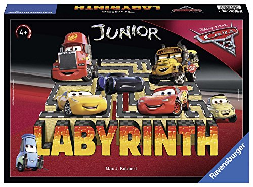 Ravensburger - 21273 - Labyrinthe Junior Cars 3 - Disney