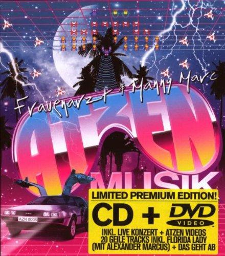 präsentieren Atzen Musik Vol.1 (Ltd.Edition) CD+DVD