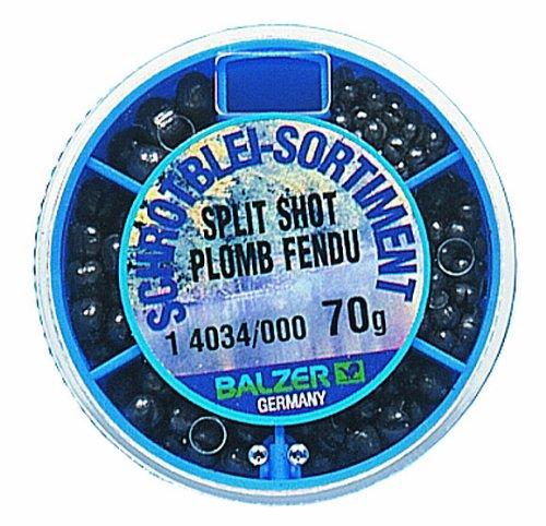 Schrotblei- Sortiment 120gr fein