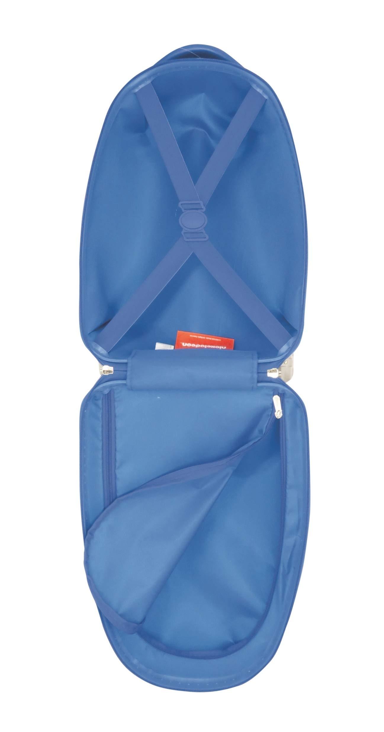 Lexibook-PAW-Patrol-Helfer-auf-Vier-Pfoten-Chase-Koffer-40cm-stofest-mit-leuchtenden-Rdern-blau-FSC100PA