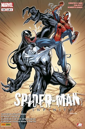 Spider-Man 2013 012 Infinity Cover Special Librairie