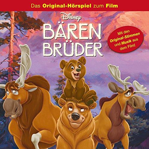 Bärenbrüder (Das Original-Hörspiel zum Film)