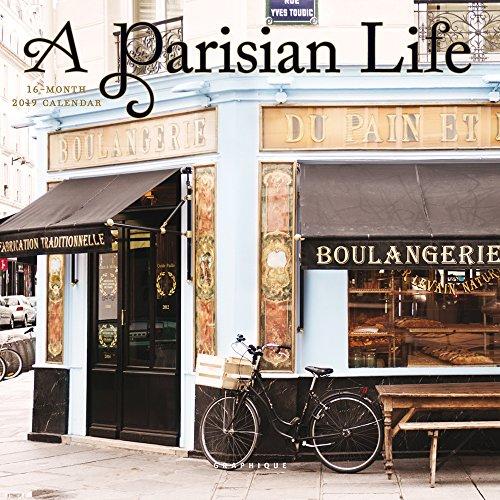 Parisian Life 2019 Mini Wall Calendar