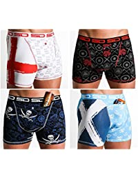 Smuggling Duds The North Sea Collection Boxer Brief 4 Pack