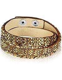 Rafaela Donata - Bracelet fashion cristal de verre - En différentes longueurs, bracelet cristal de verre - 60917046