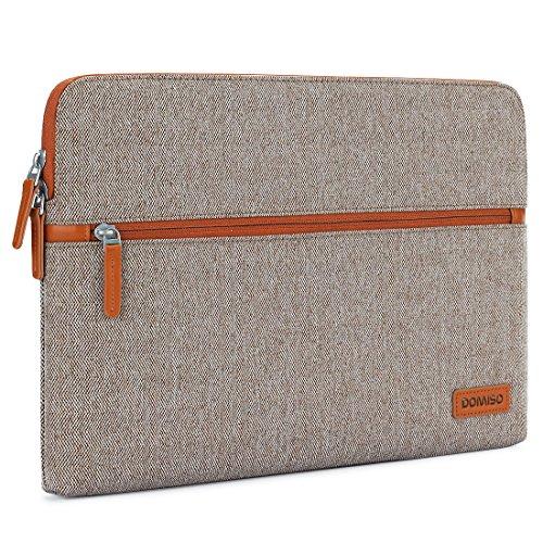 cc533c64d3 DOMISO 14 Pollici Custodia Borsa Sleeve per Computer Portatile/Tablet/ Notebook/Apple/