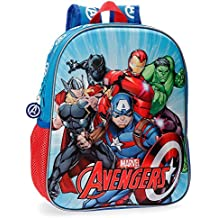 Marvel Team Mochila Infantil