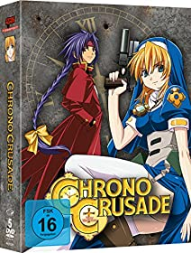 Chrono Crusade [6 DVDs]