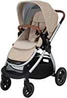 Maxi-Cosi Adorra Baby Pushchair, Comfortable and Lightweight Stroller with Huge Shopping Basket, Suitable from Birth, 0...