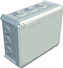 BETTERMANN Kabelabzweigkasten IP66 190x150x77mm,16mm¦,