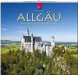 MF-Kalender ALLGÄU - Hohe Berge, grüne Täler, klare Seen 2019