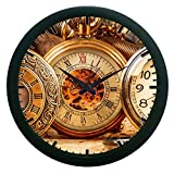 meSleep Watch Design Wall Clock (With Gl...