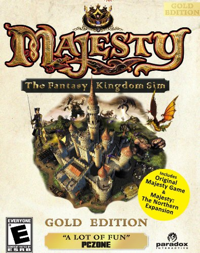 Majesty Gold - HD [Online Game Code] (Hd Download)