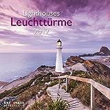 Leuchttürme 2019 - Meerkalender, Strandkalender, Landschaftskalender  -  30 x 30 cm