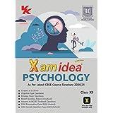 Xam Idea Psychology for Class 12 - CBSE - Examination (2020-21)