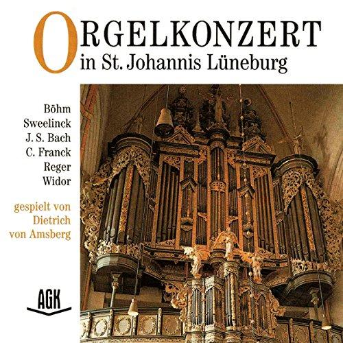 Orgelkonzert in St. Johannis Lüneburg