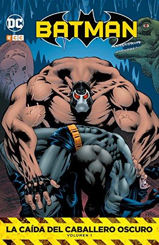 Descargar BATMAN: LA CAIDA DEL CABALLERO OSCURO (VOL  01)