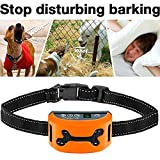 Best Dog Bark Collars - iBuddy Rechargeable Bark Collar [Newest 2018 Upgrade] Review
