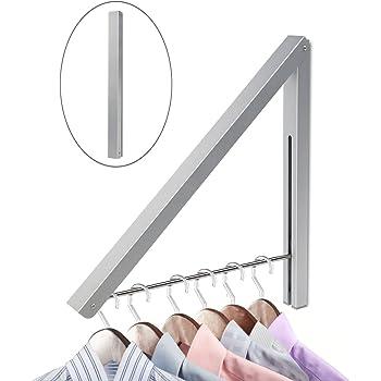 WINOMO Kleiderhaken Klappbar Wand-Kleiderständer: Amazon
