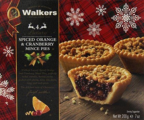 Walkers Shortbread Spiced Orange...