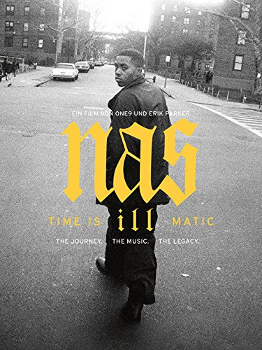 NAS: Time Is Illmatic [OmU]
