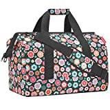 Reisenthel Allrounder L Bagage Cabine, 48 cm, 30 liters, Multicolore (Happy Flowers)