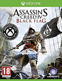 Assassin's Creed IV: Black Flag - Greatest Hits (Xbox One) (B01N6TFZBJ) | Amazon Products