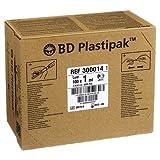BD PLASTIPAK Tuberkulinspr.1 ml 0,5x16 m.aufg.Kan. 100 ml Spritzen
