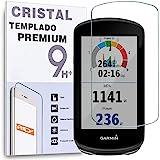 REY - Protector de Pantalla para Garmin 1030, Cristal Vidrio Templado Premium