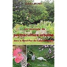 Un exemple de permaculture urbaine dans le Nord-Pas-de-Calais-Picardie (French Edition)
