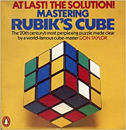 Image result for Mastering Rubik's cube