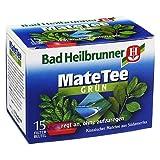 BAD HEILBRUNNER Mate Tee grün Filterbeutel 15 St Filterbeutel