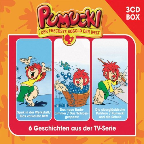 Pumuckl Hörspielbox Vol. 1 (CD 1-3)