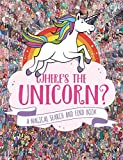Where's the Unicorn?: A Magical Search-and-Find...