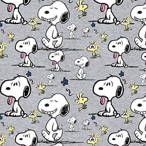 Peanuts - ein tolles Stoffmotiv - online auf Stoff123.de
