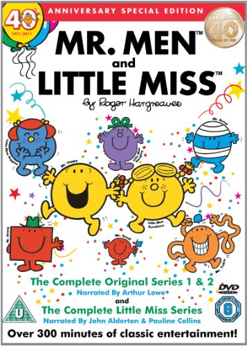 and Little Miss - The Complete Series (35th Anniversary)