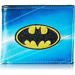 DC Comics Batman Sublimated Bi-Fold Billetera