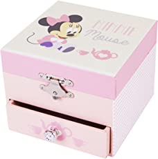 """Trousselier Spieluhr 20201 - Disney-Motiv """"Minnie"""" Würfel-Serie (Spieldose, Musikdose, Spieluhren)"""
