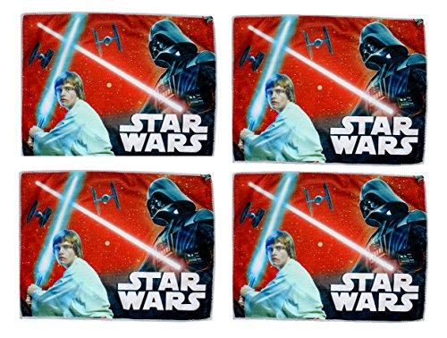 Lot de 4 Disney Star Wars Gants 40 x 31 cm