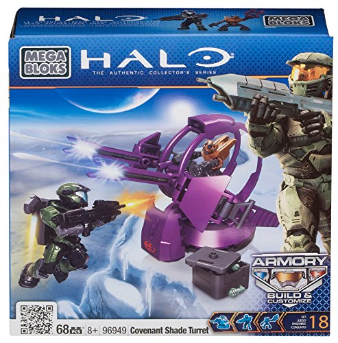 Mega Bloks 96949 - Halo Covenant Shade Turret