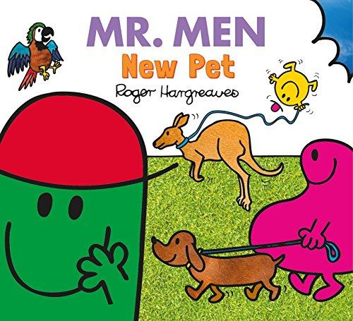 Mr Men New Pet Story (Mr. Men & Little Miss Everyday) por Mr Men