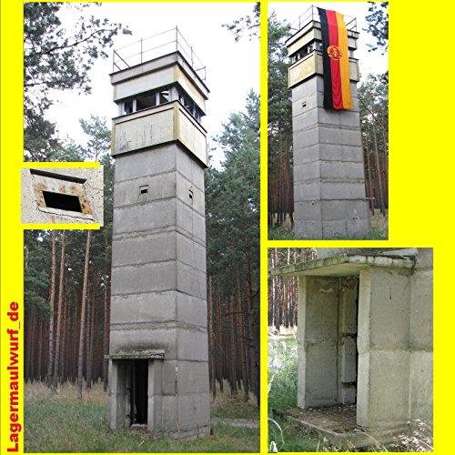 Preisvergleich Produktbild Original NVA Wachturm Grenztruppen der DDR Berliner Mauer