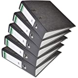10-Piece FIS Rado Box File with Fixed Mechanism, 8cm Spine, A4 Size - FSBF8RDA4FIX10