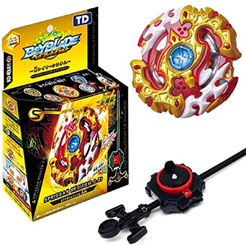 AncientKart Beyblade Burst Legend Spriggan.7.Mr with Launcher and Ripcord (B86)