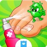 Crazy Foot Doctor - Children's Hospital Game (Der fabelhafte Fußarzt)